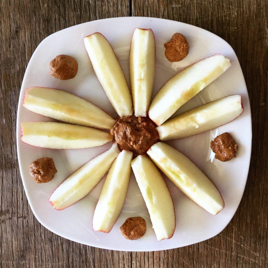 cashew butter apples