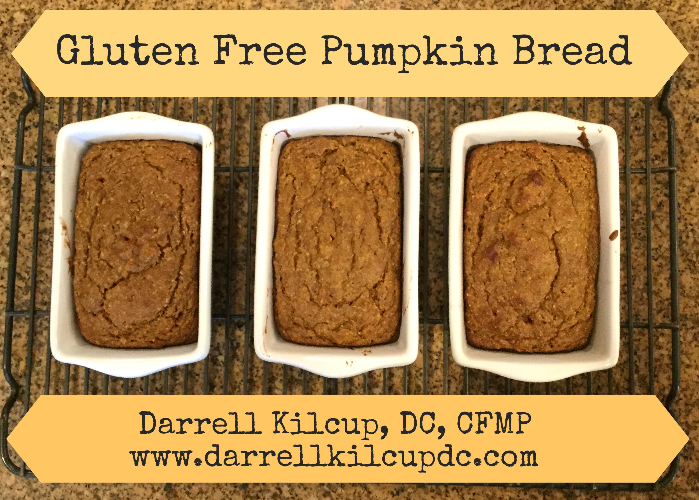 Deliciously Moist Pumpkin Bread | Paleo | Gluten Free | Low Carb | Refined Sugar Free