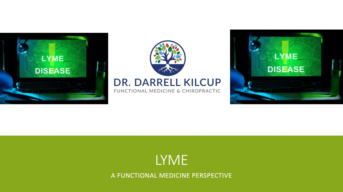 LYME | A FUNCTIONAL MEDICINE APPROACH ~VIDEO~